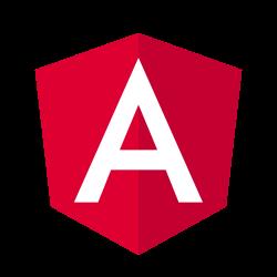 Logo frameworka Angular